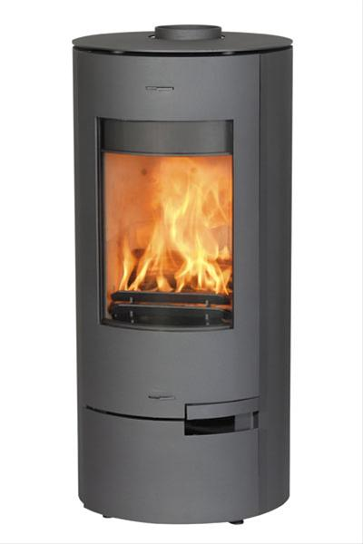 Contemporary Wood Burning Stove - 7kw Home Wood Venus Classic