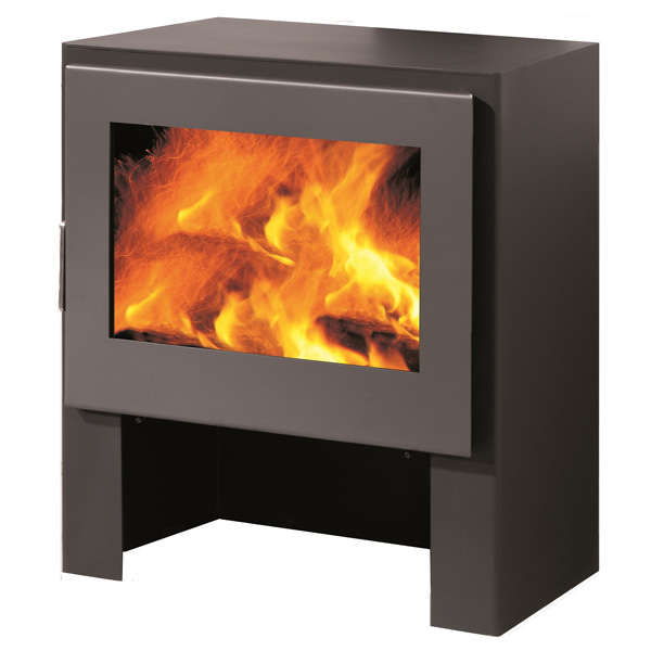 Panadero Boston - 11kw Contemporary Wood Burning Stove
