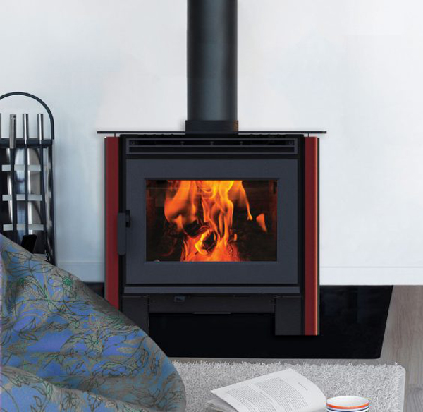 Pacific Energy Neo 1.2 - 5kw Wood Burning Stove - Short Legs