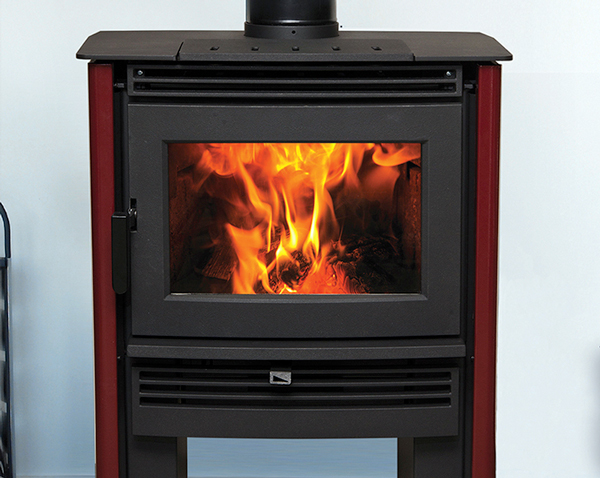 Pacific Energy Neo 1.6 - 9kw Wood Burning Stove