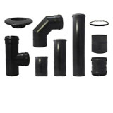 "3"" (80mm) Pellet Stove Pipe"