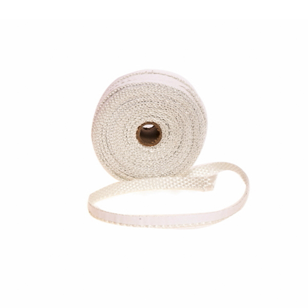 16mm Flat Self Adhesive Fire Rope 30m Drum