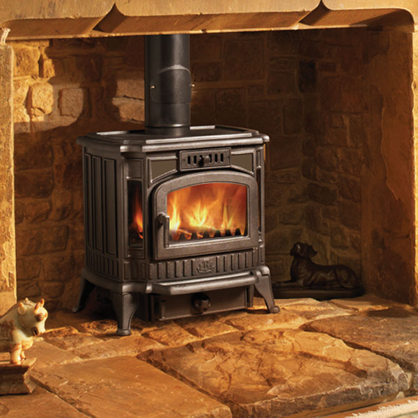 Broseley Winchester 8kw Multifuel Wood Burning Stove