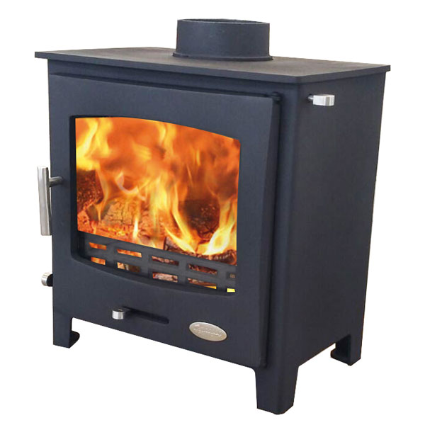 Woolly Mammoth 5 WideScreen - 4.7kw Defra Multifuel Stove