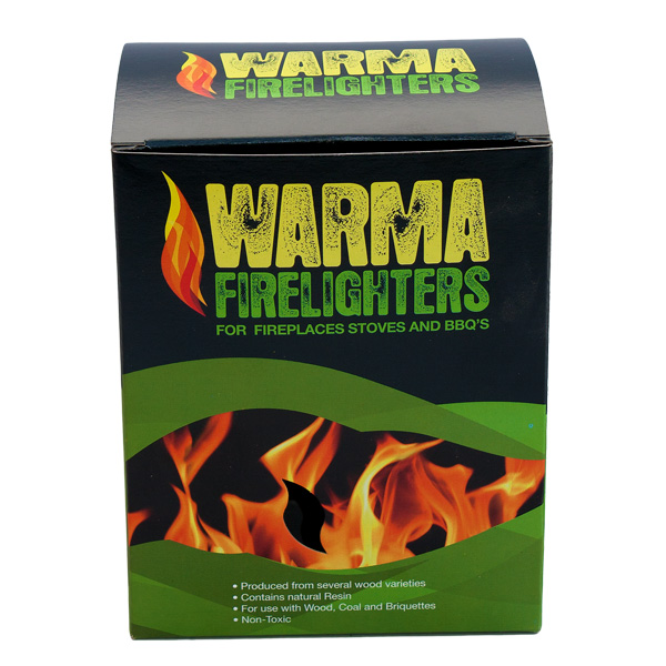 Warma Fire Lighters (6 boxes of 24)