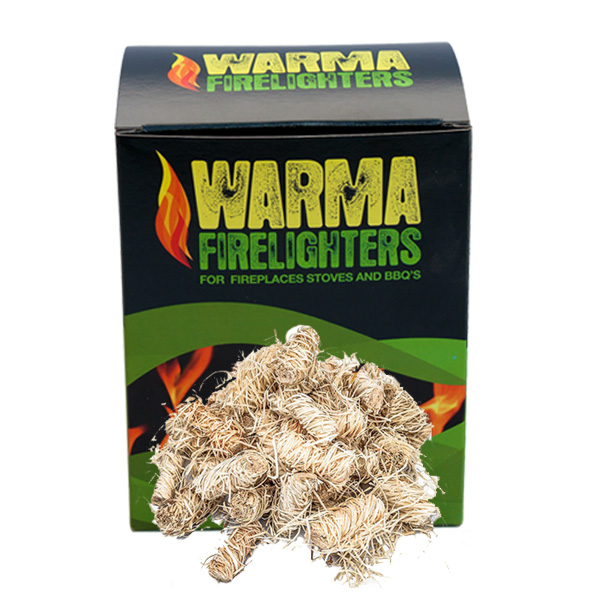 Warma Fire Lighters (1 box of 24)
