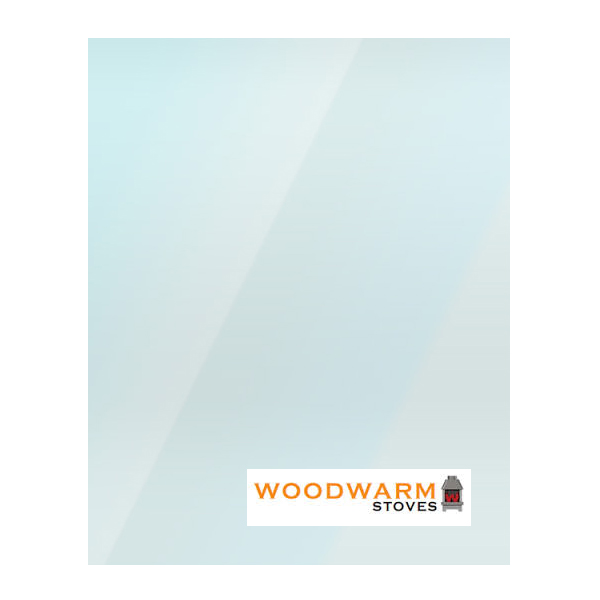 Woodwarm Replacement Stove Glass - Various Models