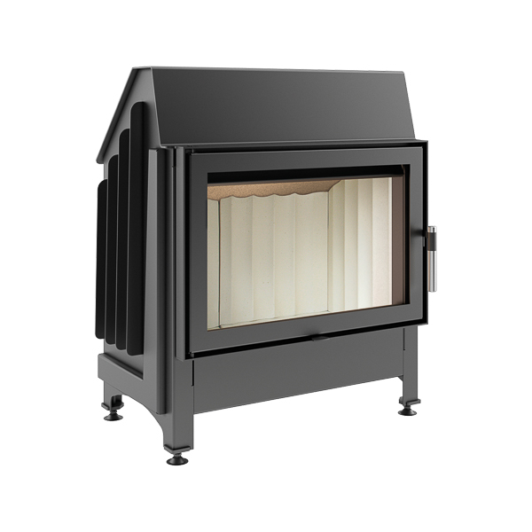 Kratki Zibi 11kw Inset Wood Burning Stove