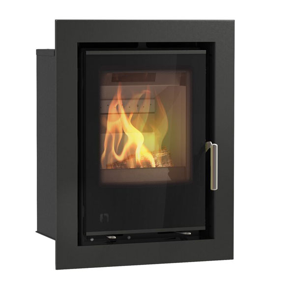 Arada i400 - 4.9kw Defra Multifuel Inset Convection Stove