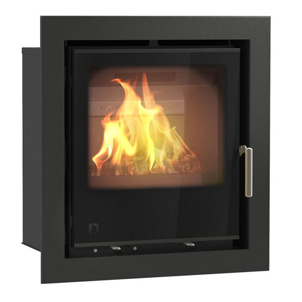 Arada i500 - 6.4kw Defra Multifuel Inset Convection Stove
