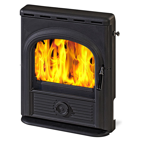 The Alpha Inset 4.9kw Multifuel Woodburning Stove