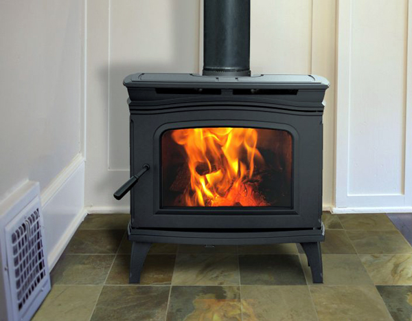 Pacific Energy Alderlea 1.2 - 5kw Wood Burning Stove