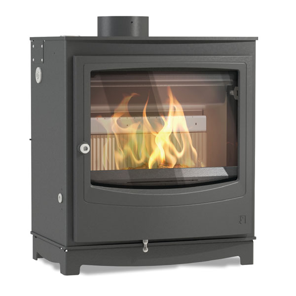 Arada Farringdon Catalyst Eco 11.4kw Defra Wood Burning Stove