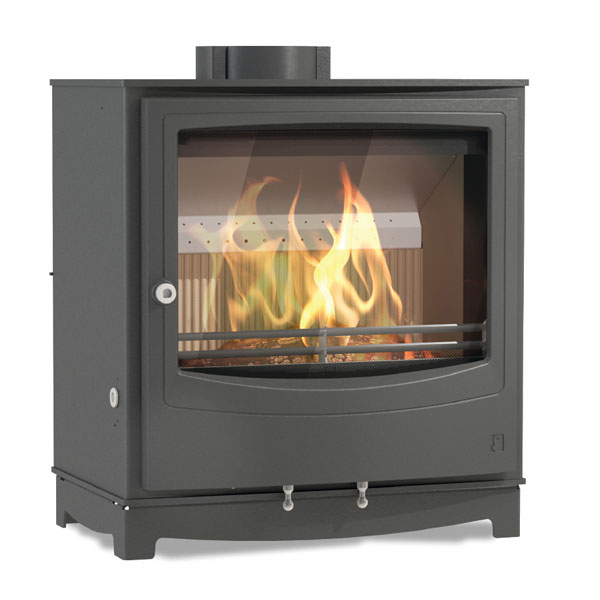 Arada Farringdon Large 12kw Defra Wood Burning Stove