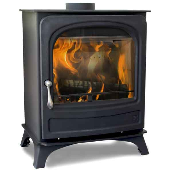 Arada Holborn 5 Widescreen 4.9kw Defra Wood Burning Stove