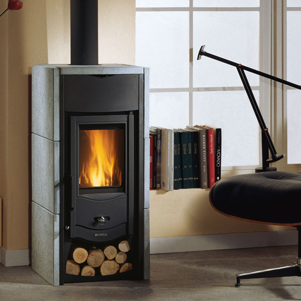 La Nordica Asia 6kw Wood Burning Stove