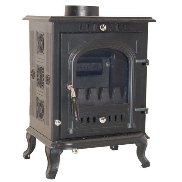 The Slowburn Aspect 5kw Wood Burning Stove