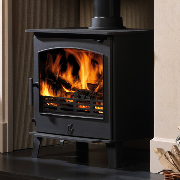 ACR Astwood 7kw Steel Defra Multifuel Wood Burning Stove
