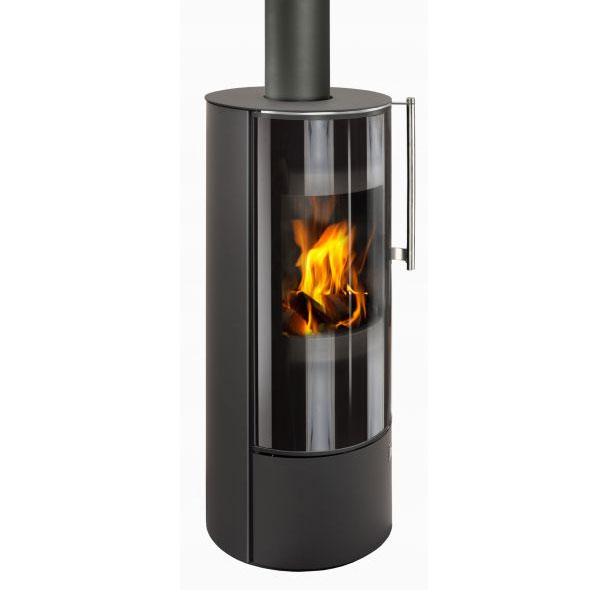 Docherty Avon 5kw Wood Burning Stove - Small Wood Burning Stoves - 4kw-6kw Multi-fuel Wood Burners