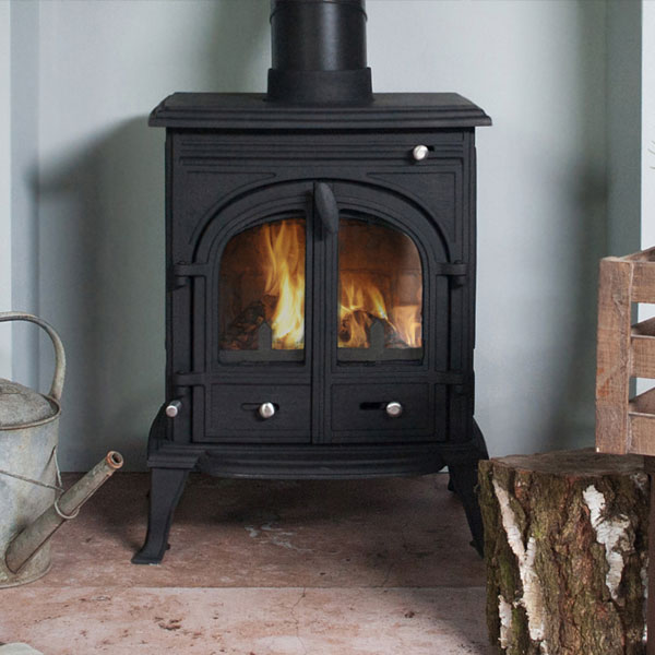 Reviews The Bernese 12kw Multifuel Wood Burning Stove Alp