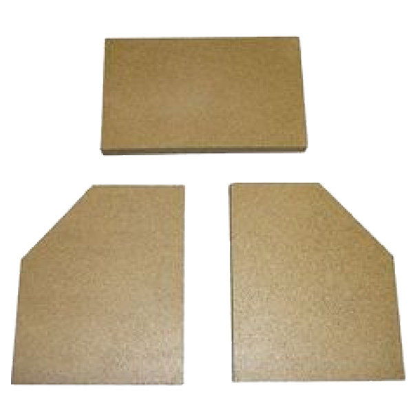 Alpine Olympus Replacement Vermiculite Fire Bricks - FULL SET