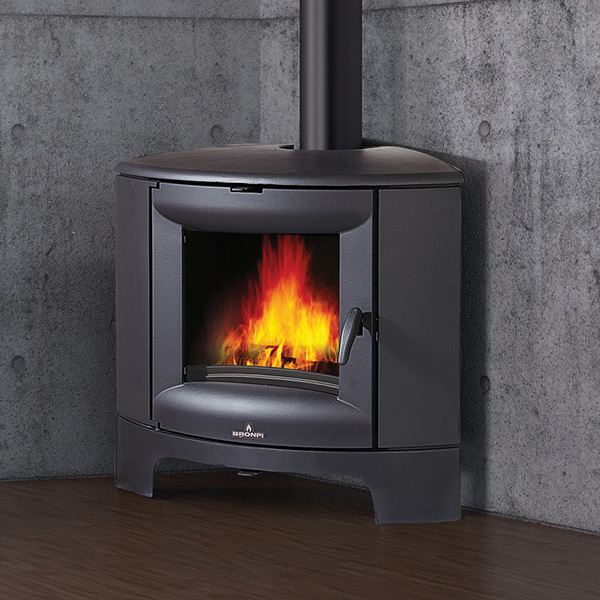 Bronpi Bremen 11.5kw Wood Burning Stove