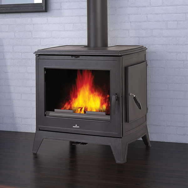 Bronpi Derby 14.3kw Wood Burning Stove