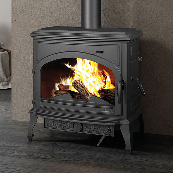 Bronpi Etna 11.5kw Multifuel Wood Burning Stove