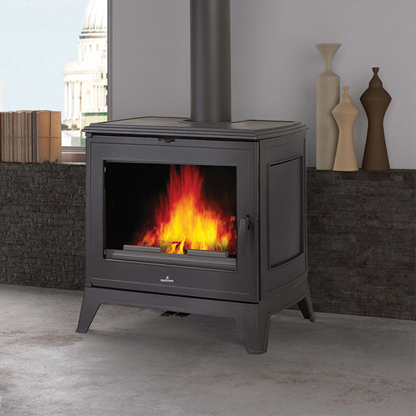 Bronpi Preston 14.3kw Wood Burning Stove