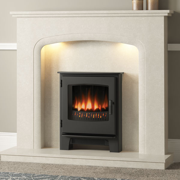 Broseley Evolution Desire 2kw Electric Inset Stove