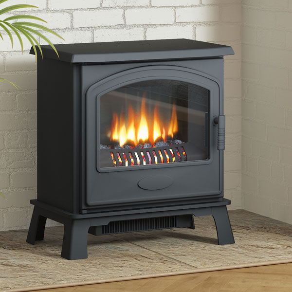 Broseley Hereford 7 - 1kw-2kw Electric Stove