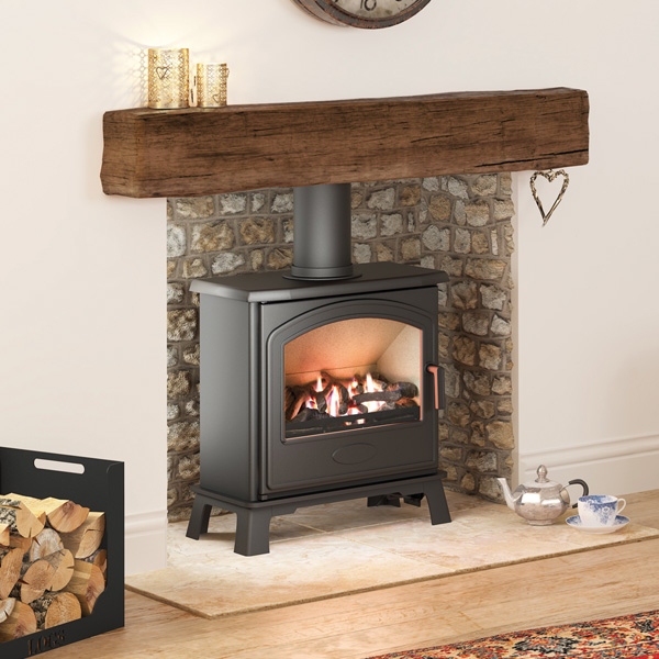 Broseley Hereford 7 - 4.7kw Gas Stove