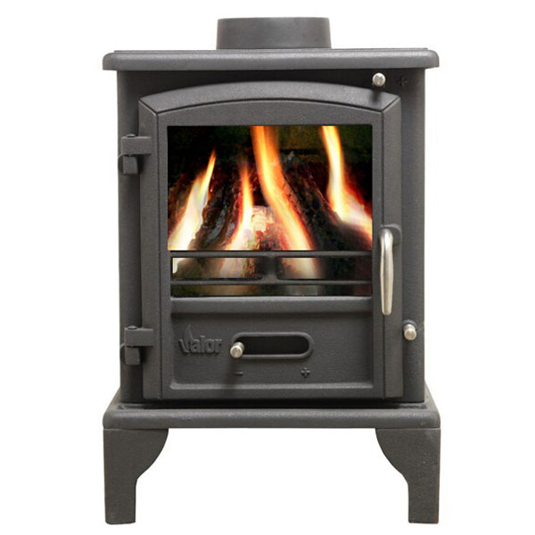 Valor Brunswick 5kw Multifuel Woodburning Stove