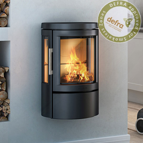 Defra Approved 4kw - 6kw Small Wood Burners