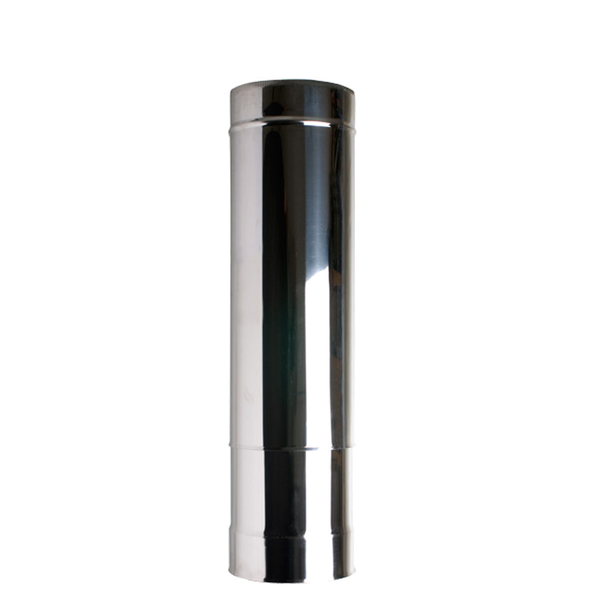 "6"" (150mm) 500mm-880mm Adjustable Length Of Twin Wall Insulated Flue Pipe"