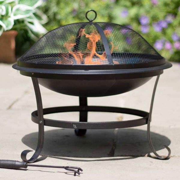 Outdoor Cooking, Heating And Lighting