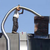 Flexible Chimney Flue Liner & Fitting Kits