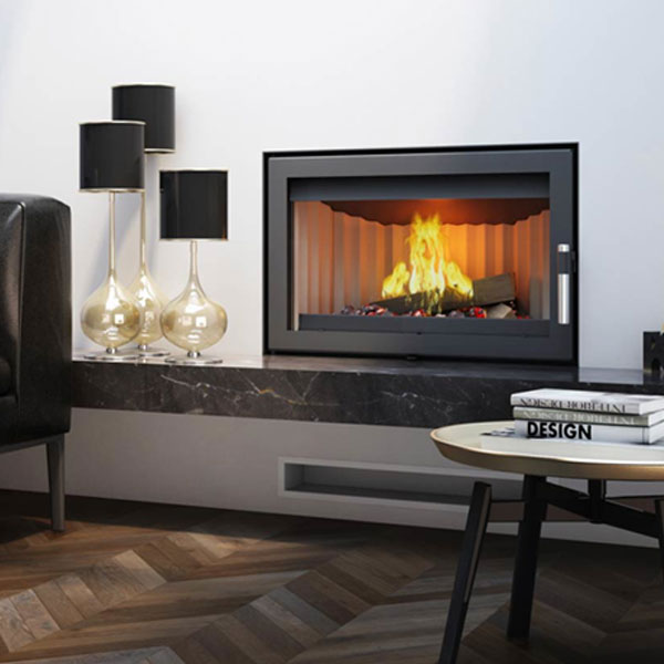 Inset Log Burners