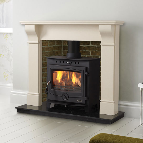Log Burners With Back Boilers
