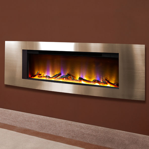 Celsi Electriflame VR Vichy 1.6kw Inset Electric Fire - Champagne