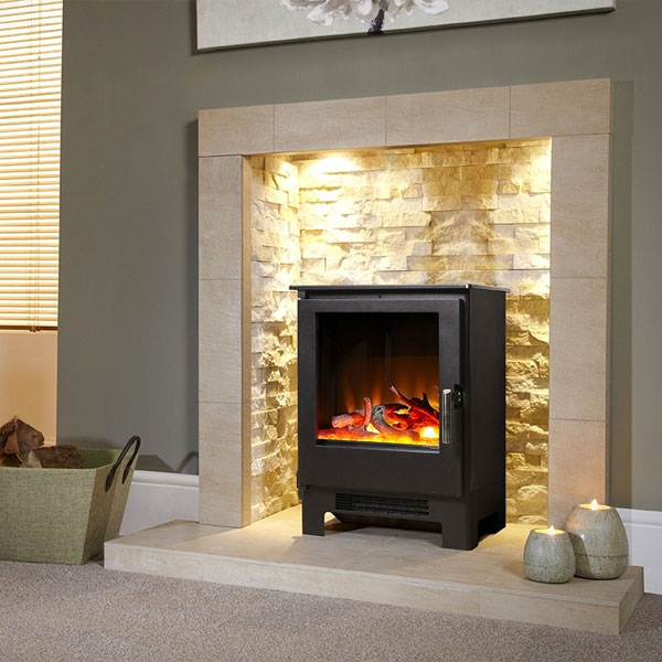 Celsi Electristove VR (Flavel) Arundel 1-2kw Electric Stove