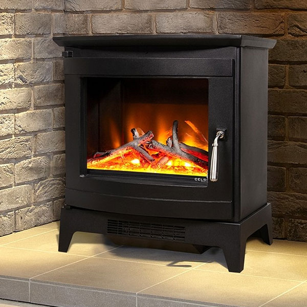 Celsi Electristove VR (Flavel) Rochester 1-2kw Electric Stove