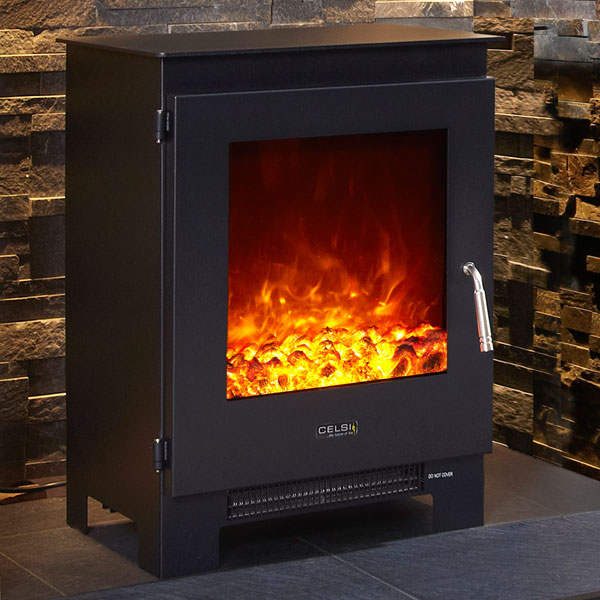 Celsi Electristove XD Metal 1 - 2kw Electric Stove