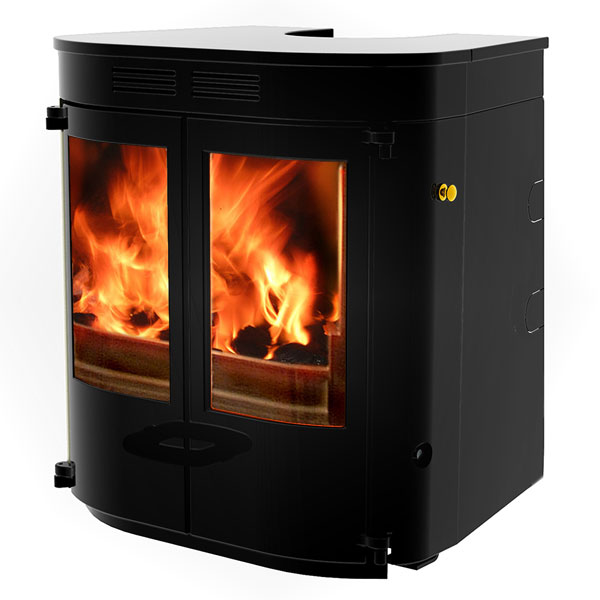 Charnwood SLX20FS - 5.8kw Multifuel Wood Burning Stove