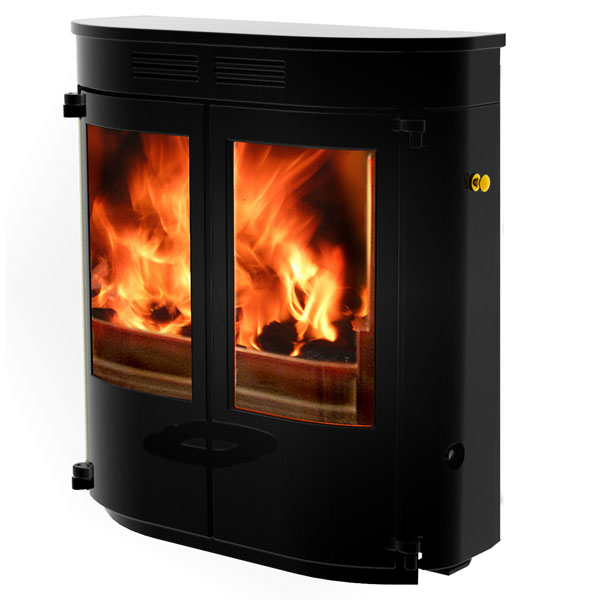 Charnwood SLX20 - 5.8kw Multifuel Wood Burning Inset Stove