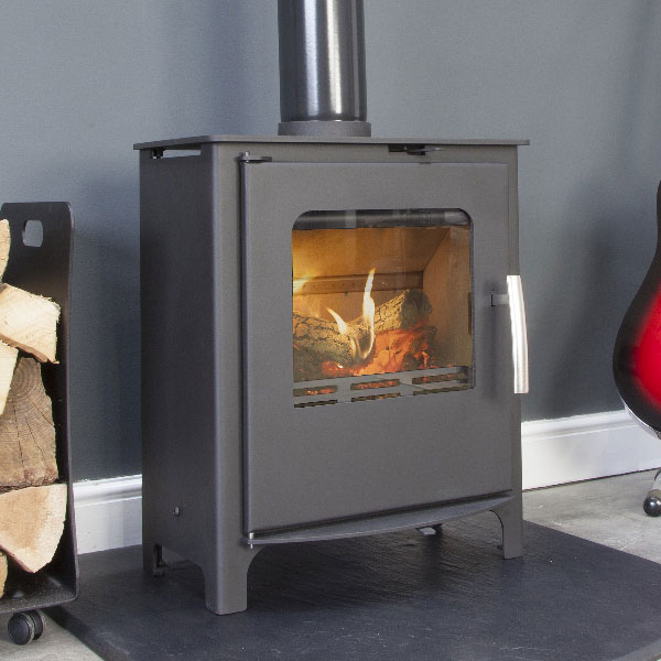 Beltane Chew 4.6kw Defra Multifuel Woodburning Stove
