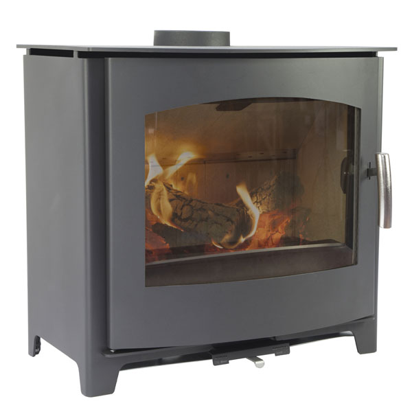 Mendip Churchill 10 - 10kw SE Multifuel Wood Burning Stove