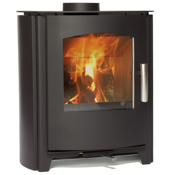 Mendip Churchill 8 MK4 - 7.5kw Defra Multifuel Convection Stove