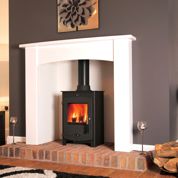 Flavel No.1 CV05 4.8kw Multifuel Stove