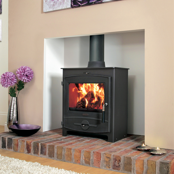 Flavel No.2 CV07 7kw Multifuel Stove
